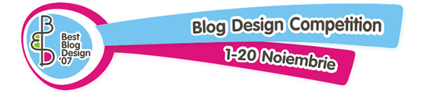 Best Blog Design 2007